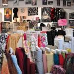 Inside Heddy's fabrics